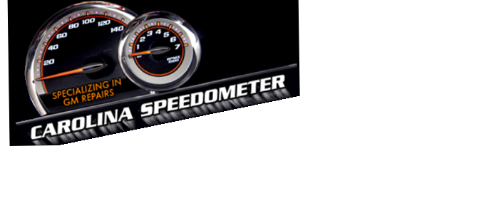 Home • Carolina Speedometer 704-400-1194